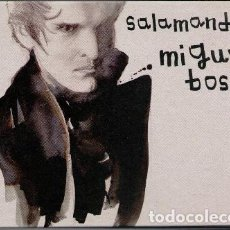 CDs de Música: MIGUEL BOSÉ, SALAMANDRA. LIBRO ´+ CD, EL PAÍS. Lote 79016337