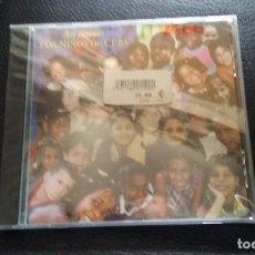 CDs de Música: CD NUEVO PRECINTADO ASÍ CANTAN LOS NIÑOS DE CUBA 10 TEMAS 2000 ISLA GOBERNADA FIDEL CASTRO REF INF. Lote 79035161