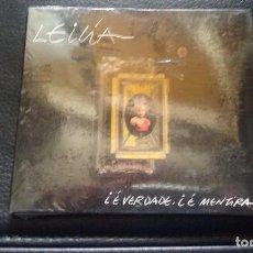 CDs de Música: CD NUEVO PRECINTADO LEIÚA I É VERDADE, I É MENTIRA 14 TEMAS 1998 REF FOLK GAL MÚSICA GALICIA GALLEGA. Lote 79035489