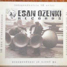 CDs de Música: ESAN OZENKI. INDEPENDENTZIA 10URTEZ. 2001. 2CD. Lote 121957626