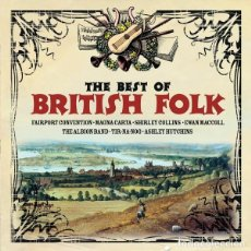 The Best of British Folk (Doble CD)