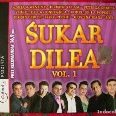 CDs de Música: SUKAR DILEA (LOCURA PURA) VOL 1....RUMANIA....PEDIDO MINIMO 5€. Lote 79123929