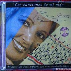 CDs de Música: LAS CANCIONES DE MI VIDA....MARIA TERESA CAMPOS...DOBLE CD...VV.AA. Lote 79124057