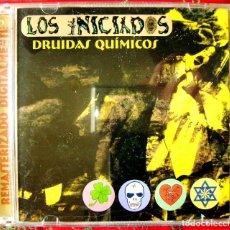 CDs de Música: LOS INICIADOS.DRUIDAS QUIMICOS-EL CANTOR DE JAZZ-LA MARCA DE ANUBIS-LA PENUMBRA...DOBLE CD. Lote 79124229