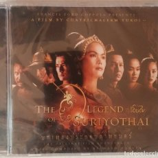 CDs de Música: THE LEGEND OF SURIYOTHAI - RICHARD HARVEY - PRECINTADO - CD BSO / OST / BANDA SONORA / SOUNDTRACK. Lote 79157817