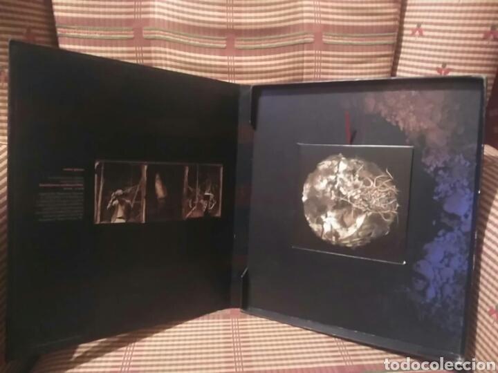 DAVID SYLVIAN EMBERGLANCE LIBRO DE 95 PÁGINAS CD CAJA (Música - CD's Otros Estilos)