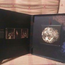 CDs de Música: DAVID SYLVIAN EMBERGLANCE LIBRO DE 95 PÁGINAS CD CAJA. Lote 79198321