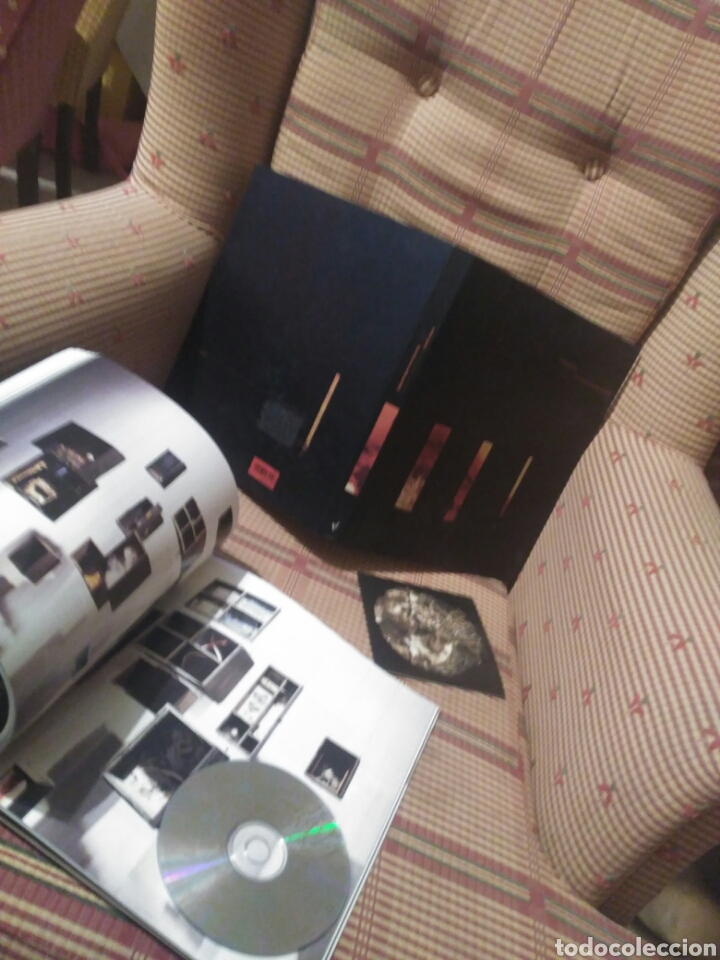CDs de Música: David Sylvian Emberglance LIBRO de 95 páginas CD CAJA - Foto 3 - 79198321