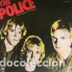 CDs de Música: THE POLICE -OUTLANDOS D'AMOUR -. Lote 79308085