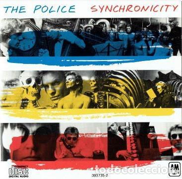 THE POLICE -SYNCHRONICITY- (Música - CD's Rock)