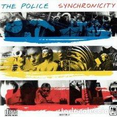 CDs de Música: THE POLICE -SYNCHRONICITY-. Lote 79308453