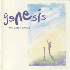 CDs de Música: GENESIS -WE CAN´T DANCE- CD. Lote 79314409