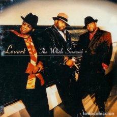 CDs de Música: LEVERT - THE WHOLE SCENARIO- CD. Lote 79315381