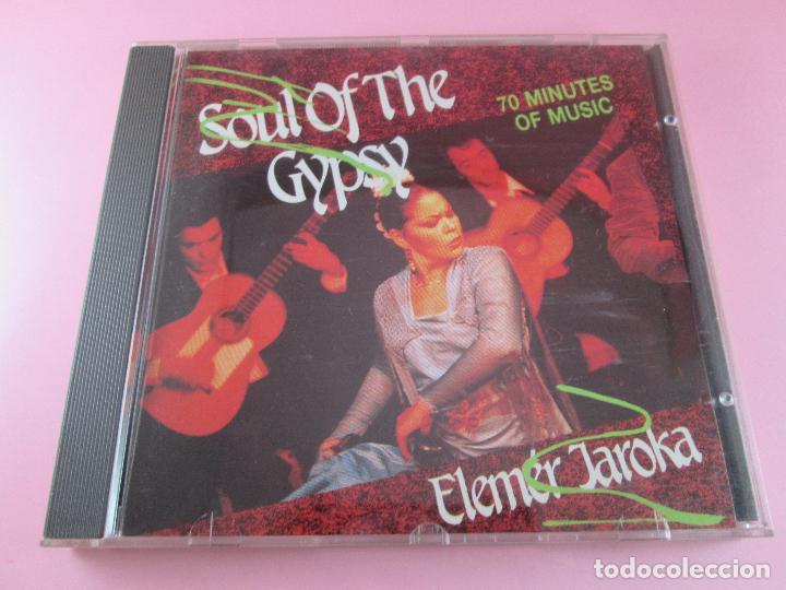 CDs de Música: cd-soul of the gypsy-elemér jaroka-perfecto-1989-12 temas-nuevo-ver fotos. - Foto 2 - 79358917