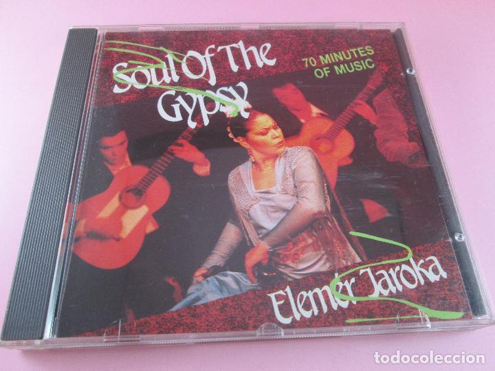 CDs de Música: cd-soul of the gypsy-elemér jaroka-perfecto-1989-12 temas-nuevo-ver fotos. - Foto 4 - 79358917