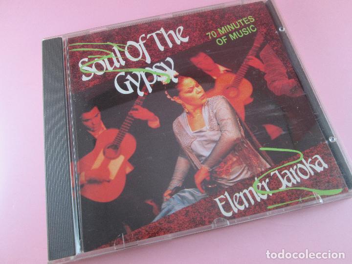 CDs de Música: cd-soul of the gypsy-elemér jaroka-perfecto-1989-12 temas-nuevo-ver fotos. - Foto 5 - 79358917
