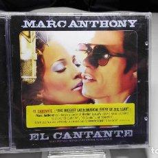CDs de Música: CD - ALBUM - MARC ANTHONY ?– EL CANTANTE ( PRECINTADO!) . Lote 79542465