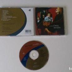 CDs de Música: CD DANZA INVISIBLE - EN EQUILIBRIO (1998) - DRO - JAVIER OJEDA. Lote 79548201