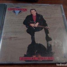 CDs de Música: LARRY CARLTON ON SOLID GROUND. Lote 79561753
