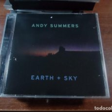 CDs de Música: ANDY SUMMERS EX THE POLICE EARTH + SKY. Lote 79566969