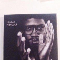 CDs de Música: HERBIE HANCOCK THE WARNER BROS YEARS 1969 - 1972 BOX SET 3CD REPLICA VINILOS (2014 RHINO) EXCELENTE. Lote 79582073