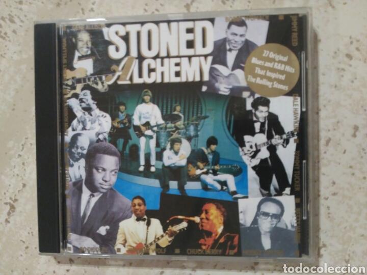 STONED ALCHEMY 27 BLUES QUE INSPIRARON A LOS STONES (Música - CD's Jazz, Blues, Soul y Gospel)