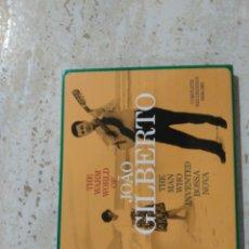 CDs de Música: JOAO GILBERTO RECOPILATORIO. Lote 79632439