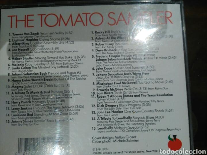 TOMATO SAMPLER (Música - CD's Jazz, Blues, Soul y Gospel)