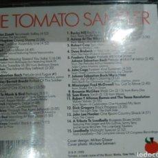 CDs de Música: TOMATO SAMPLER. Lote 79653279