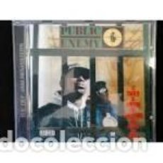 CDs de Música: PUBLIC ENEMY. IT TAKES A NATION OF MILLIONS TO HOLD US BACK.. Lote 79695089