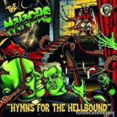 CDs de Música: METEORS - HYMNS FOR THE HELLBOUND - CD DIGIPACK. Lote 79779293