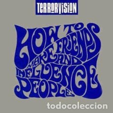 CDs de Música: TERRORVISION - HOW TO MAKE FRIENDS AND INFLUENCE PEOPLE VEGASCDX 2, CD, 1994). Lote 79791893