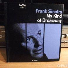 CDs de Música: FRANK SINATRA - MY KIND OF BROADWAY (CD DISCOLIBRO 69 PÁGS. 2008, EL PAIS, LA VOZ VOL.7) PEPETO. Lote 79799437