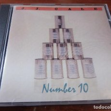 CDs de Música: JJ CALE NUMBER 10. Lote 79823173