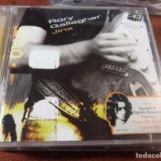 CDs de Música: RORY GALLAGHER JINX. Lote 79825465