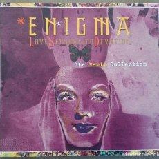 CDs de Música: ENIGMA: LOVE SENSUALITY DEVOTION (THE REMIX COLLECTION), CD VIRGIN 7243 8 11183 2 0. EUROPE, 2001.. Lote 79843889