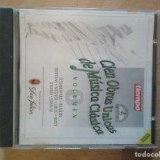 CDs de Música: MÚSICA CLÁSICA CD. Lote 79847957