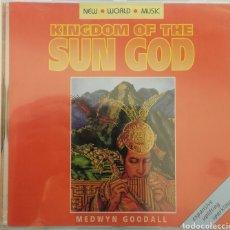 CD de Música: KINGDOM OF THE SUN GOD MEDWYN GOODALL. Lote 79860539
