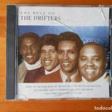 CDs de Música: CD THE BEST OF THE DRIFTERS (D9). Lote 79874473