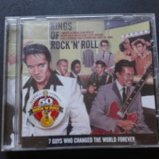CDs de Música: KINGS OF ROCK AND ROLL. Lote 79881754