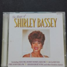 CDs de Música: THE MAGIC OF SHIRLEY BASSEY. Lote 79881921