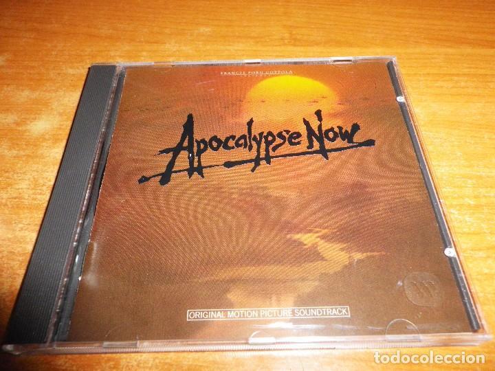 APOCALYPSE NOW BANDA SONORA CD ALBUM ALEMANIA CARMINE COPPOLA FRANCIS COPPOLA 15 TEMAS (Música - CD's Bandas Sonoras)