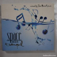 CDs de Música: SPACE IBIZA TRANQUIL - MIXED BY JOSE MARIA RAMON - SPACE IBIZA BIRTHDAY SINCE 1989 - 2 CDS . Lote 79913297