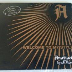 CD de Música: ANASTACIA. WELCOME TO MY STYLE. CD MAXI 4 TRACKS. LIMITED EDITION. SONY 2006 ALEMANIA. Lote 79962629