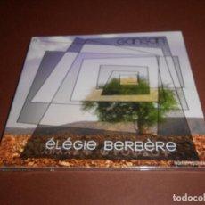 CDs de Música: GANSAN ( ELEGIE BERBERE ) - CD - DIGIPACK - PRECINTADO - TAMOUNT IFRASSEN - TARGHA - TIMANSSIT .... Lote 80013261