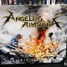 ANGELUS APATRIDA - HIDDEN EVOLUTION