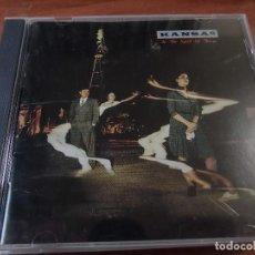 CDs de Música: KANSAS IN THE SPIRIT OF THING. Lote 80051393