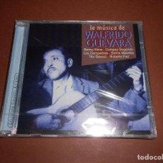 CDs de Música: LA MUSICA DE WALFRIDO GUEVARA - CD - PRECINTADO - COLECCION GRANDES AUTORES - 850821-2. Lote 80119257