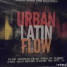 CDs de Música: CD. DOBLE URBAN LATIN FLOW PRECINTADO. Lote 80138553