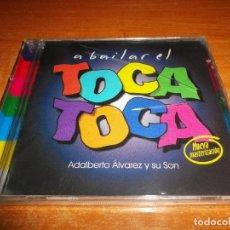 CDs de Música: ADALBERTO ALVAREZ Y SU SON A BAILAR EL TOCA TOCA CD ALBUM PRECINTADO 1995 CONTIENE 9 TEMAS . Lote 80140437